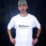 Williams Tee Shirt